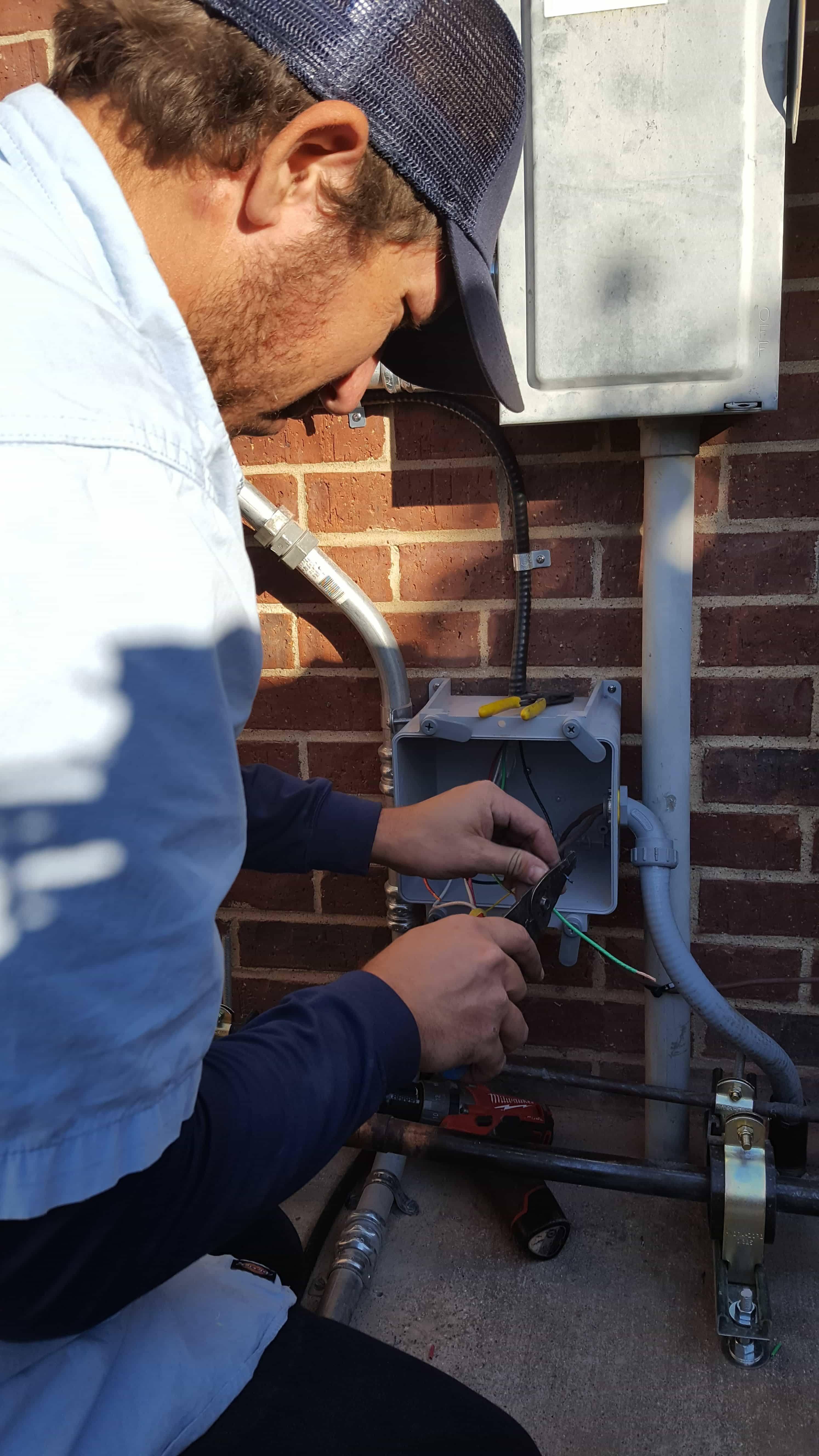 HVAC Services We Provide