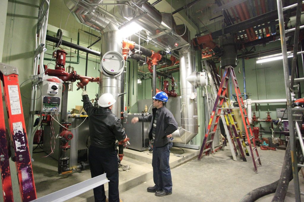 Boiler Survey