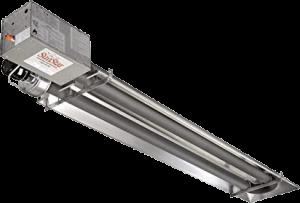 tube type heater