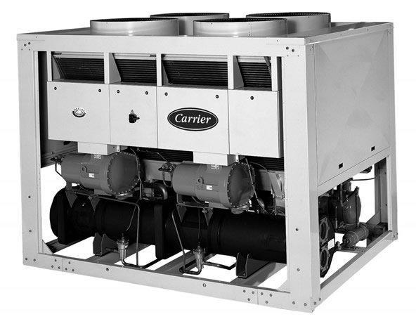Carrier Chiller Model 30GX