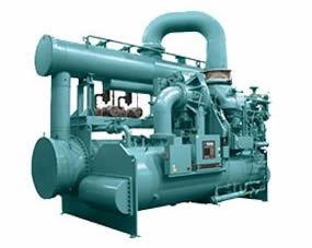 YST Steam Turbine Centrifugal Chiller