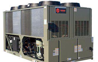 Trane® CGAM Air-Cooled Scroll Chiller