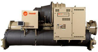 CenTraVac Water-Cooled Chiller - Trane Chiller Repair