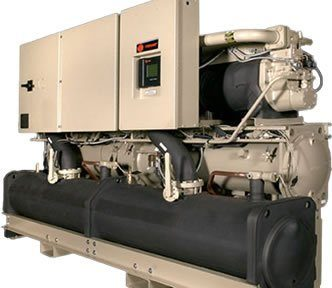 Water-Cooled Helical Rotary Chiller